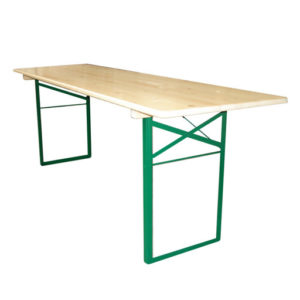 Table de brasserie