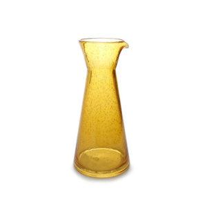 Carafe 99cl en verre amber Drip