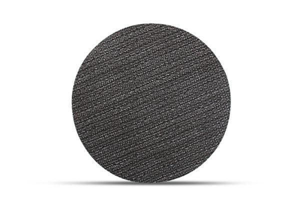 set de table 42cm tresse noir