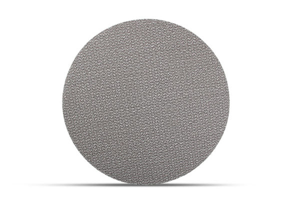 Set de table 42cm rond tresse gris TableTop