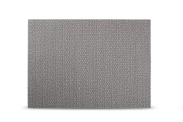 Set de table 48x34cm tresse gris TableTop