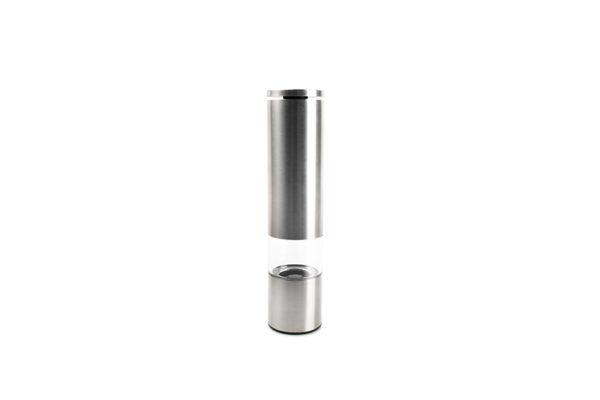 Moulin poivre/sel H21,5cm acier inox brossé Spice