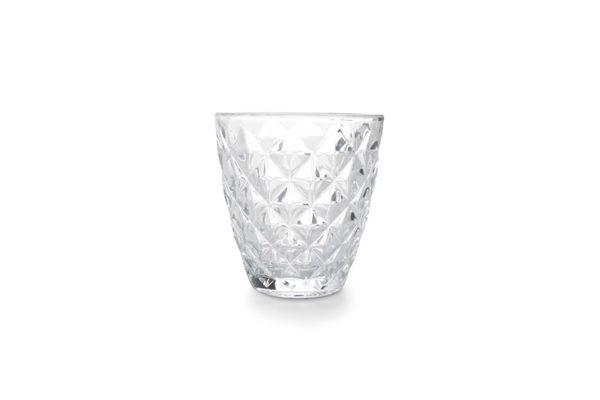 Verre 0,22l set/4 transparent Prisma