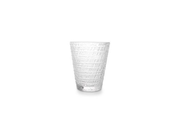 Verre 0,26L set/4 conique transparent Fabric