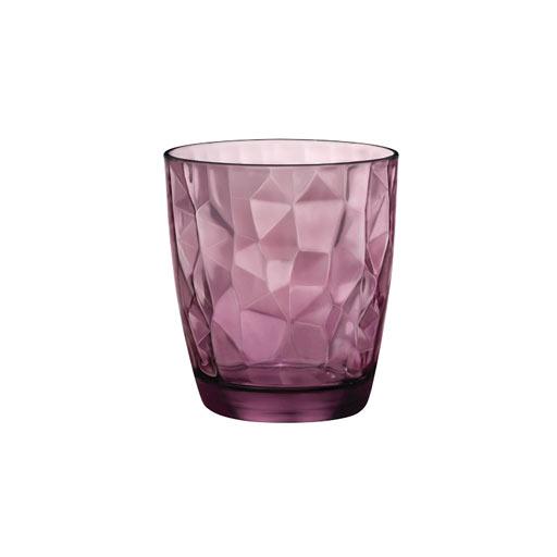 Diamond Gobelet 30 cl purple