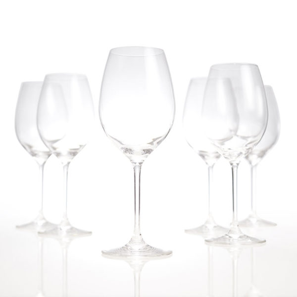Verre à vin blanc 0.47l set/6 Cuvee