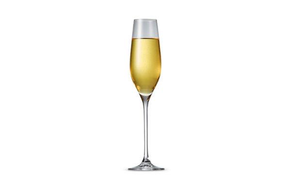 Verre à champagne 0.21l set/6 Cuvee