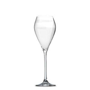 Verre à prosecco/champagne 0,23L set/6 Cuvee