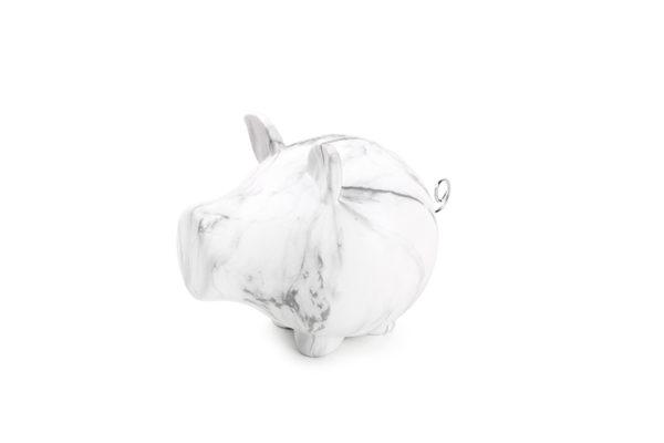 Tirelire marble Oink
