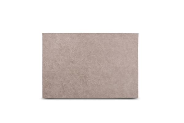 Set de table 30x45cm aspect cuire beige TableTop