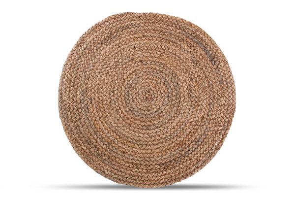 Set de table 42cm feuille de maïs brun Tabletop
