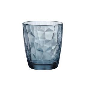gobelet diamant bleu