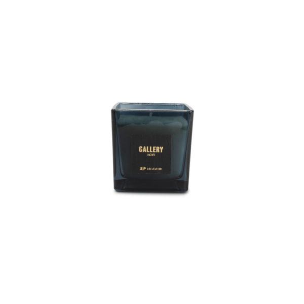 bougie parfumée 220 g Noir Gallery