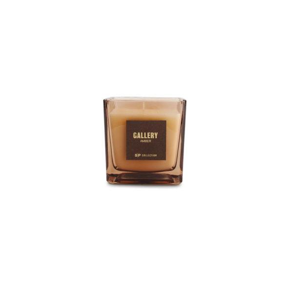 bougie parfumée 220 g Amber Gallery