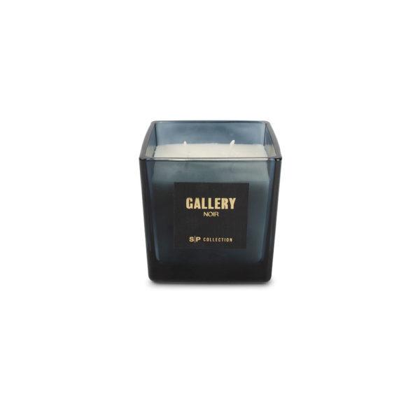 bougie parfumée 550 g Noir Gallery